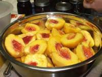 Preserving - Fruit -  Pickled Peaches