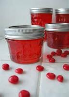Preserving - Jelly -  Red Hot Candy Jelly