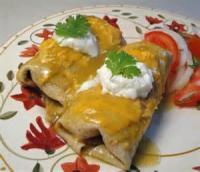 Poultry - Turkey Burritos