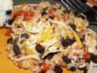 Poultry - Mexican Rice Casserole