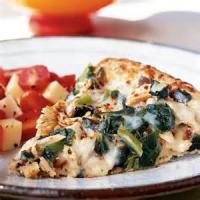 Poultry - Turkey -  Turkey Alfredo Pizza