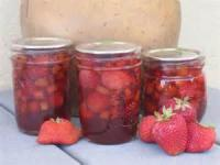 Preserving - Jam -  Rhubarb And Angelica Jam