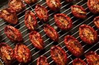 Preserving - Oven-dried Tomatoes