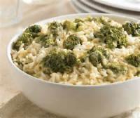Rice - Broccoli And Rice Casserole