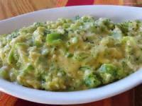 Rice - Broccoli Rice Casserole