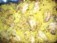 Rice - Chicken And Yellow Rice