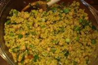 Rice - Curried Rice