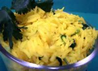 Rice - Pilaf -  Lemon Rice Pilaf