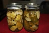 Preserving - Garlic Dill Pickles