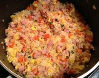 Rice - Asian -  Japanese Style Fried Rice