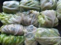 Rice - Cabbage Rolls By Abba