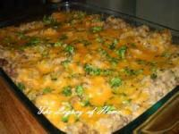 Rice - Casserole -  Brown Rice Casserole