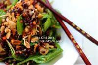 Rice - Salad -  Crunchy Rice Salad