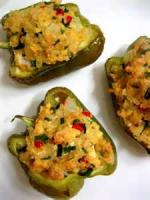 Rice - Stuffed Bell Peppers