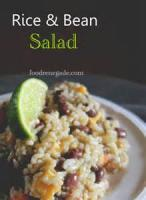 Rice - Bean Salad