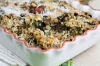 Rice - Casserole -  Baked Mushroom Rice