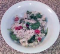 Rice - Mediterranean Risotto