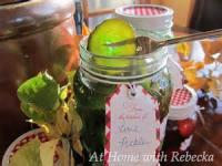 Preserving - Pickles -  Lime Pickles