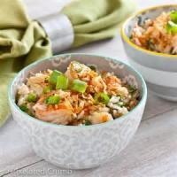 Rice - Ada's Shrimp And Rice Salad