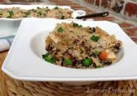 Rice - Casserole -  Chicken And Wild Rice Casserole By Stacy
