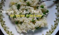 Rice - Side -  Jasmine Rice