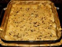 Rice - Chicken And Wild Rice Casserole