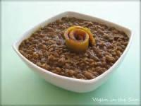 Rice - Creole Lentils And Rice