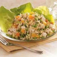 Rice - Salad -   American Chicken Salad