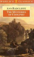 The Mysteries Of Udolpho - Volume I - Chapter XIII
