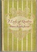 A Lady Of Quality - Chapter IV