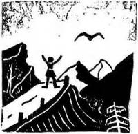 Moral Emblems - THE GRAVER THE PEN - Poem V. THE FOOLHARDY GEOGRAPHER