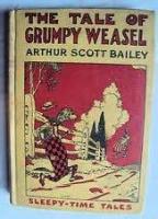The Tale Of Grumpy Weasel - XXII - GRUMPY'S THREAT