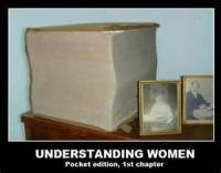 Understanding A Woman