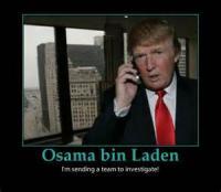 Osama's Valentine