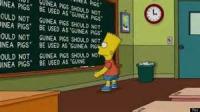 Bart Simpson's Chalkboard Archive