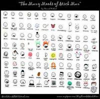 Moods Of Women And Men