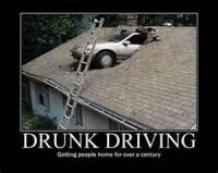 Irish Drunk Driver