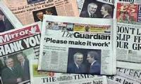 Snippets From British Newspapers