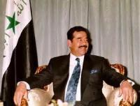 Saddam And Clinton