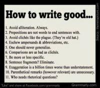 Speech Writer