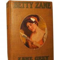Betty Zane - Chapter 1