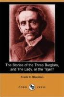 The Stories Of The Three Burglars - Chapter 4