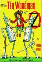 The Tin Woodman Of Oz - Chapter 8. The Menace Of The Forest