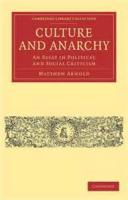 Culture And Anarchy: An Essay In Political And Social Criticism - Preface