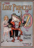 The Lost Princess Of Oz - Chapter 1. A Terrible Loss