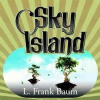 Sky Island - Chapter 11. Button-Bright Encounters The Blue Wolf
