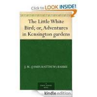 The Little White Bird, Or Adventures In Kensington Gardens - Chapter 1. David And 1 Set Forth Upon A Journey