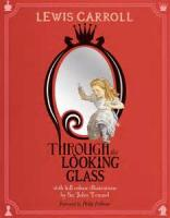 Through The Looking-glass - Chapter 1. Looking-Glass House