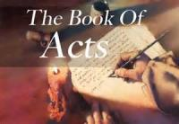 The Book Of Acts [bible, New Testament] - Acts 1:1 To Acts 1:26 (Bible)
