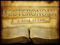 The Book Of Deuteronomy [bible, Old Testament] - Deuteronomy 26:1 To Deuteronomy 26:19 (Bible)